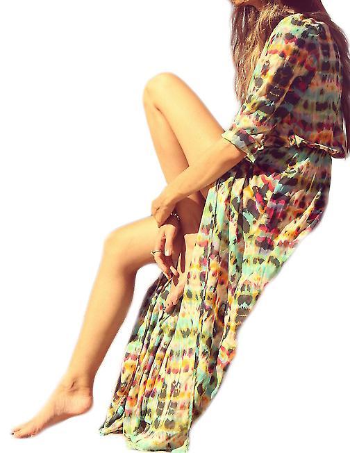 Waooh - dress sarong Abetsy