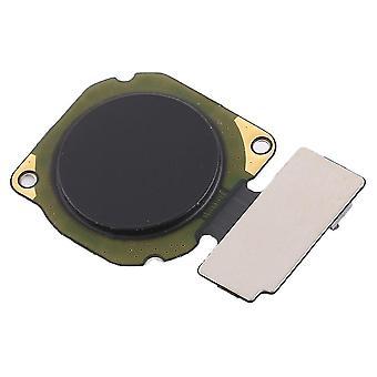 Home Button für Huawei Mate 10 Lite Schwarz Finger Fingerabdruck Sensor Flexkabel Enter Taste