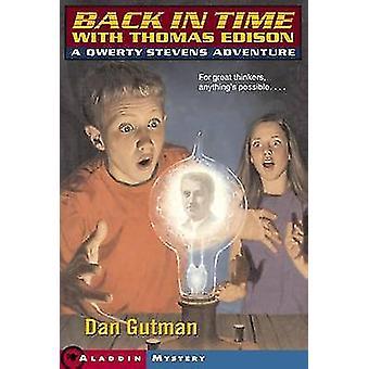 Edison Mystery - Qwerty Stevens by Gutman Dan - 9780689841255 Book