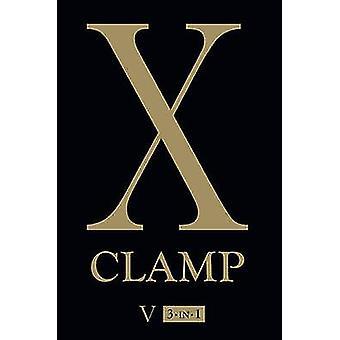 X (3-en-1 ed) por pinza - libro 9781421540450