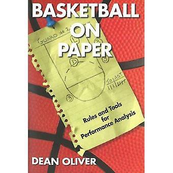 Basketbal op papier - regels en hulpmiddelen voor de analyse van de prestaties door Dean