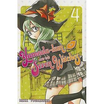 Yamada-Kun & les sept sorcières 4 par Miki Yoshikawa - Bo 9781632360717