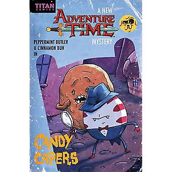 Adventure tid - slik kapers af Yuko Ota - Nanna Panagariya - Ian Mc
