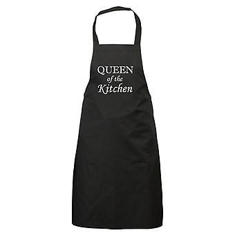 Dronningen av kjøkkenet svart forkle