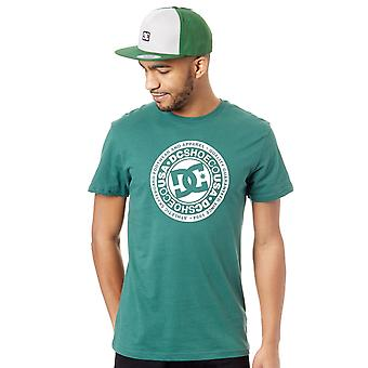 DC Hunter Green Circle Star 2 T-Shirt