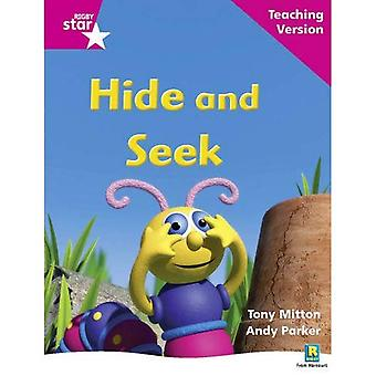 Hide and Seek : occasion Phonic rose niveau (Star Rigby guidé)