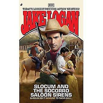 Slocum and the Socorro Saloon Sirens
