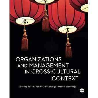 Organizacji i zarządzania w kontekście międzykulturowym