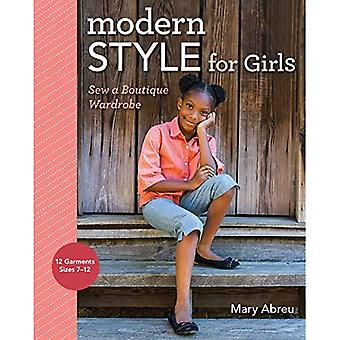 Modern Style for Girls: Sew a Boutique Wardrobe
