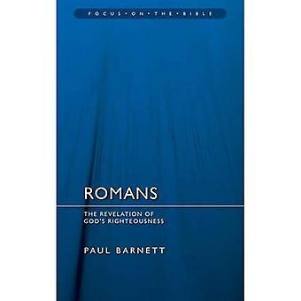 ROMANS: REVELATION OF GOD'S RIGHTEOUSNES