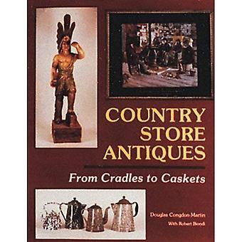 DORFLADEN Antiquitäten: Von Särgen zu wiegen (aus wiegen, Schatullen)