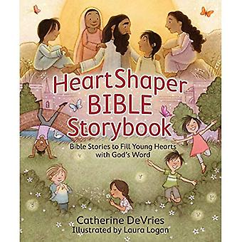 Heartshaper Bible Storybook:� Bible Stories to Fill Young Hearts with God's Word (Heartsmart)