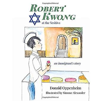 Robert Kwong at the Yeshiva