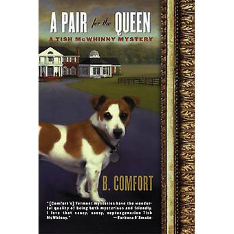 Een paar voor de koningin door Comfort & Barbara