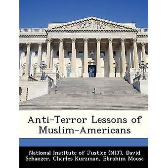 AntiTerror lessen van MuslimAmericans door de nationale Instituut van Justitie NIJ