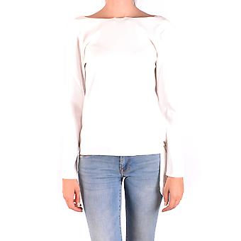 Ralph Lauren White Acetate Blouse