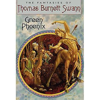 Phoenix verde por Swann & Thomas Burnett