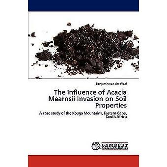 The Influence of Acacia Mearnsii Invasion on Soil Properties by van der Waal Benjamin