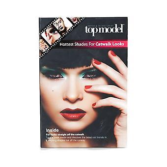 Volgende topmodel nagel Trends Mini nagellak collectie