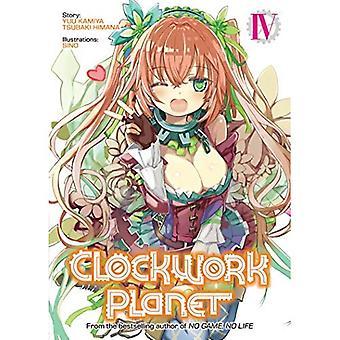 Clockwork Planet (Light Novel) Vol. 4 (Clockwork Planet (Light Novel))