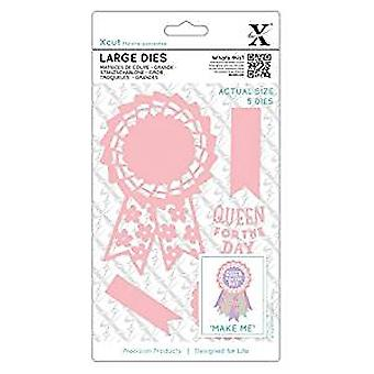 Xcut Large Dies Queen for the Day (5pcs) (XCU 503092)