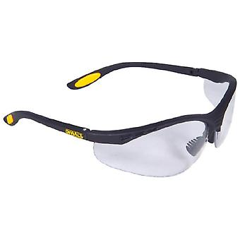 Okulary ochronne pół-rama wzmacniacza męskie DeWalt DEWALT