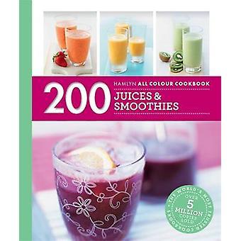 200 Säfte & Smoothies-Hamlyn All Colour Cookbook-9780600633303 Bo