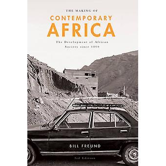 The the Making of Contemporary Africa - The Development of African Soc