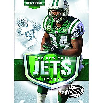 The New York Jets Story by Thomas K Adamson - 9781626173767 Book