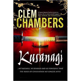 Kusanagi by Clem Chambers - 9781842433676 Book