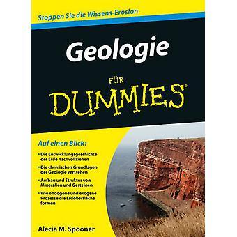 Geologie Fur Dummies by Alecia M. Spooner - 9783527710898 Book