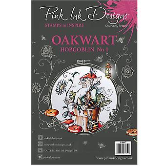Pink Ink Designs Oakwart Hobgoblin No1 15 Clear Stamps