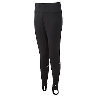 Ronhill Womens Breathable & Water Resistant Everyday Tracksters All Black
