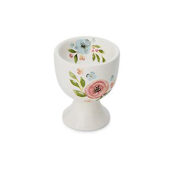 Cooksmart Country Floral Egg Cup