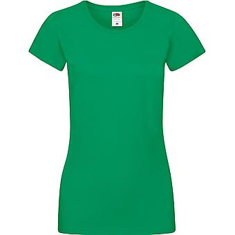 Fruit Of The Loom - Lady-Fit Ladies Sofspun® T - T-Shirt