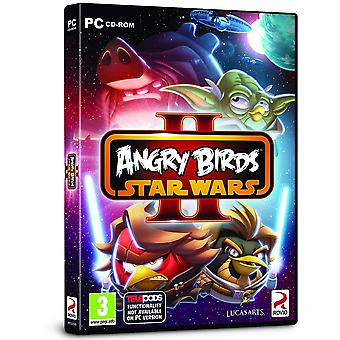 Angry Birds Star Wars II PC DVD Game