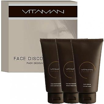 Face Discovery Pack - 3 Products
