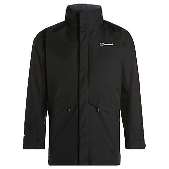 Berghaus zwarte mens Highland Ridge jas