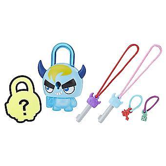 Lock Stars Blue Horned Monster - Series 1