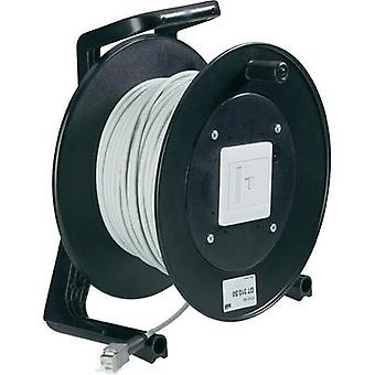 RJ49 Networks Cable reel CAT 5e F/UTP 50 m