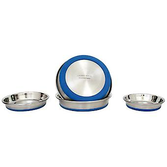 Durapet Cat Bowl 200mls de acero inoxidable