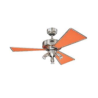 Westinghouse ceiling fan Jasper Red 105 cm / 42