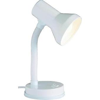Desk lamp Energy-saving bulb, Light bulb E27 40 W Brilliant Junior White