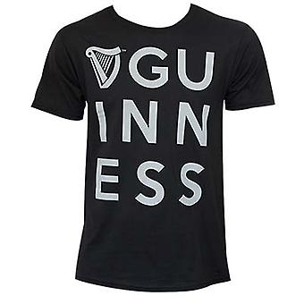 Guinness Dublin Vision sort Tee Shirt