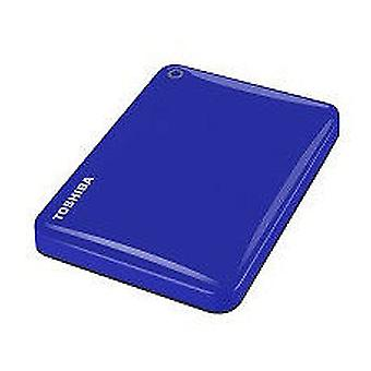 Toshiba canvio connect external hard drive ii 2.5  3tb 3.0
