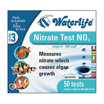 Waterlife nitrat Test Kit 50 prøver