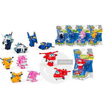 Colorbaby Superwings Transform-A-Bots (Toys , Preschool , Playsets , Dolls)
