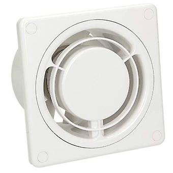 Lav energi stille kjøkken bad Extractor Fan 100mm Standard RING vifte
