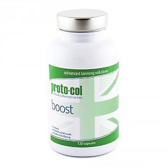 proto-col Boost 120 Caps - Tanning Supplement - ShytoBuy.uk