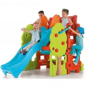 Feber Feber Woodhouse Activity (Outdoor , Swings And Slides)